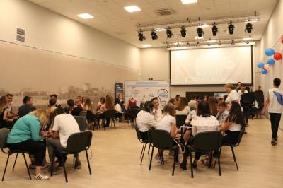 Волгоградские студенты приняли участие в интеллектуальной игре