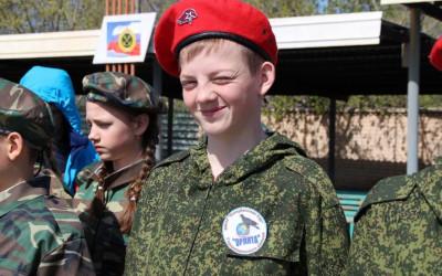 В Волгограде стартовал региональный этап Всероссийской военно-спортивной игры