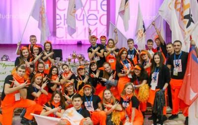 Волгоградская команда вошла в тройку лучших на Всероссийском студенческом марафоне